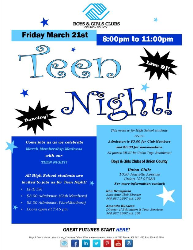 Teen Night Club Nj 4